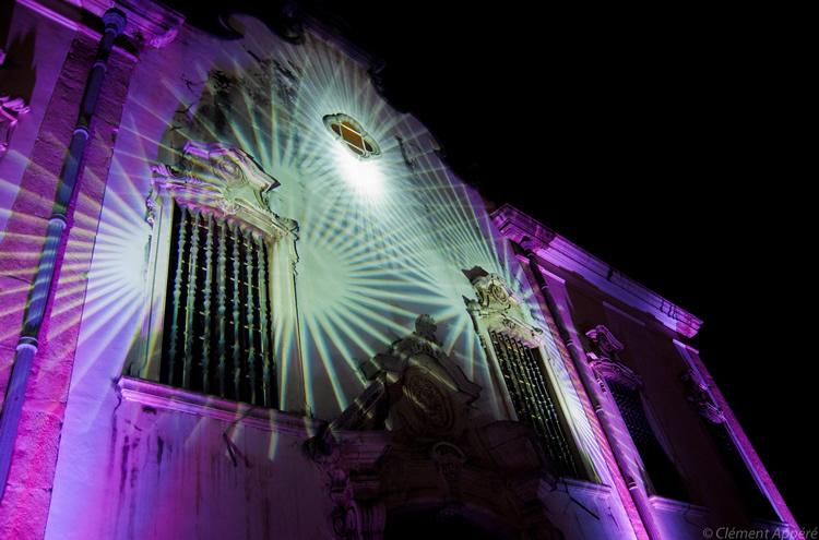 """Primeira edição do Festival """"Luz na Cidade"""" no Rio de Janeiro, Via Luz na Cidade"""