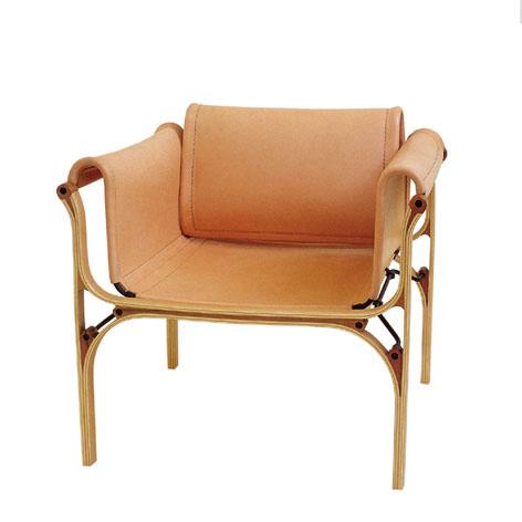 Mobiliário Clássico: Cadeira Valdés / Cristián Valdés, Via inntec