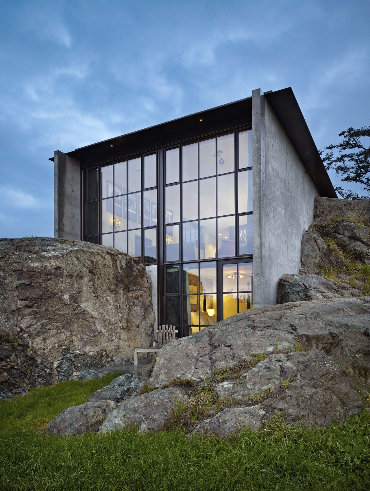 The Pierre / Olson Kundig Architects, © Benjamin Benschneider