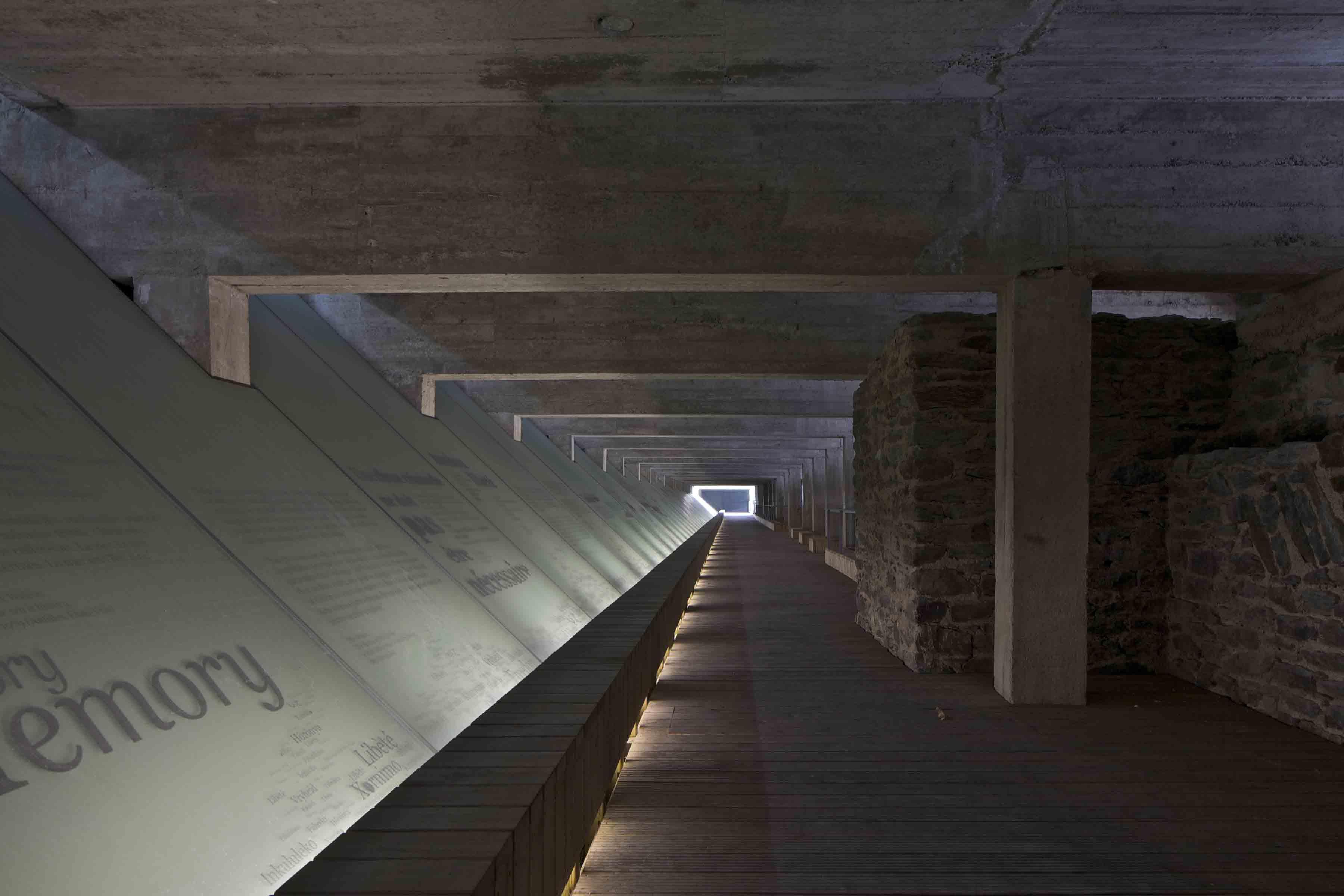 Memorial da Abolição da Escravatura  / Bonder + Wodiczko, © Philippe Ruault / Julian Bonder