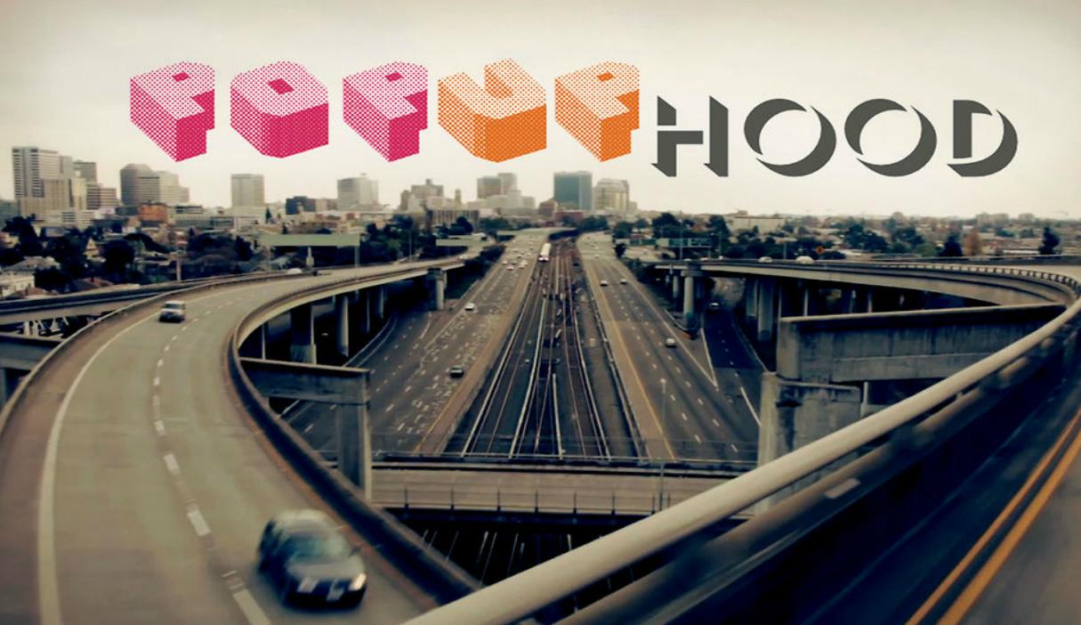 Como fazer cidade: Popup Hood em Oakland / Estados Unidos, Popup Hood