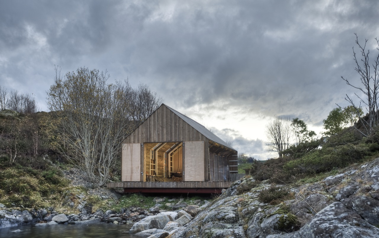 Casa de Barco / TYIN tegnestue, © Pasi Aalto