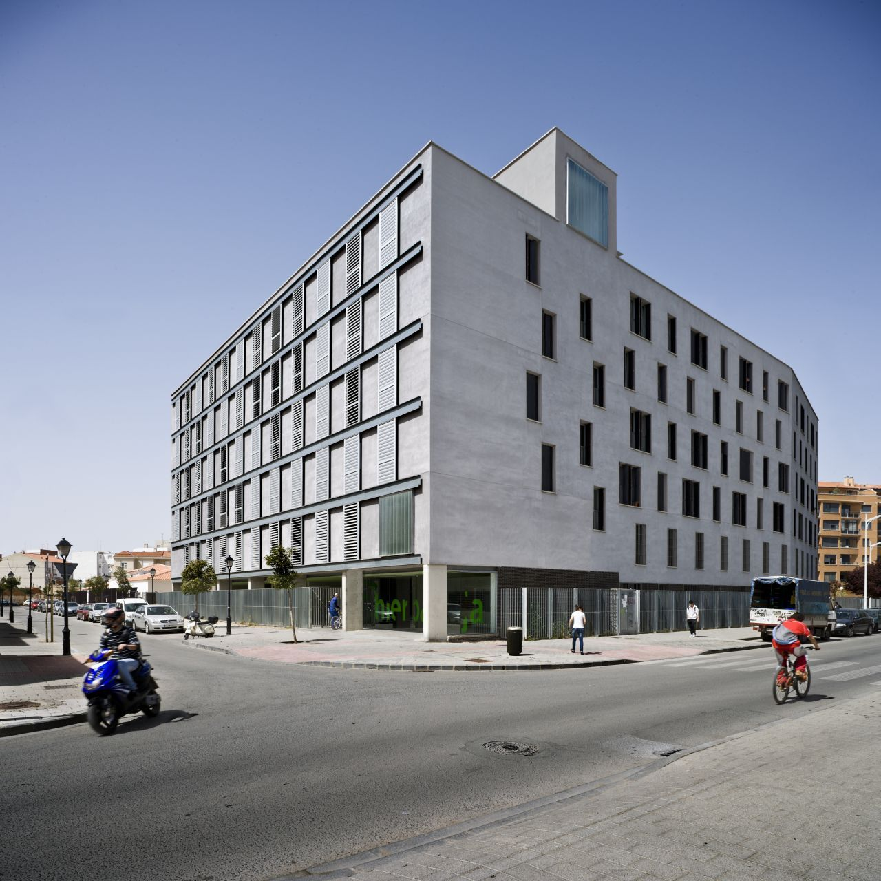 al4 _ 56 Habitações Sociais VPO / Burgos & Garrido arquitectos, Ángel Baltanás