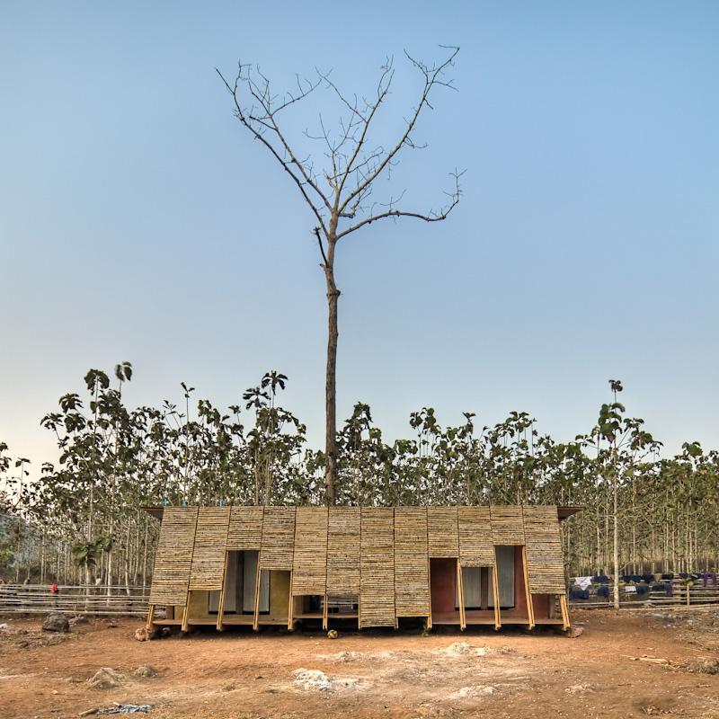 Casas de Banho Safe Haven / TYIN Tegnestue, © Pasi Aalto