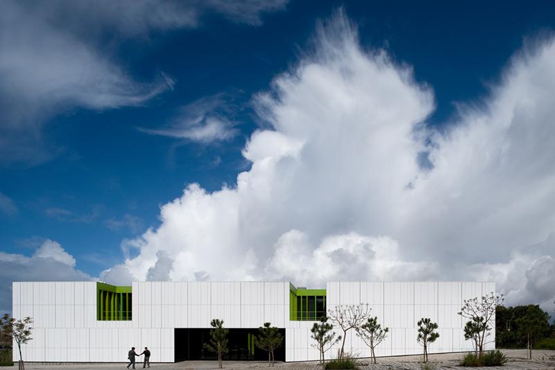 Madan Park Building / PPST Arquitectura, © FG+SG - Fernando Guerra, Sergio Guerra