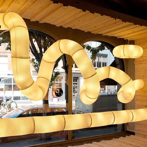 Sistema de iluminação modular: Tekiō / Anthony Dickens, Via Anthony Dickens