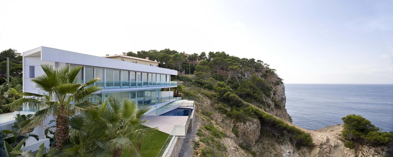 Habitação Isolada em Santa Ponsa / Duch-Piza Arquitectos , © Jaime Sicilia