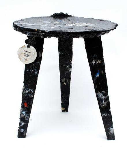 Sea Chair / Studio Swine + Kieren Jones, Cortesia de Studio Swines