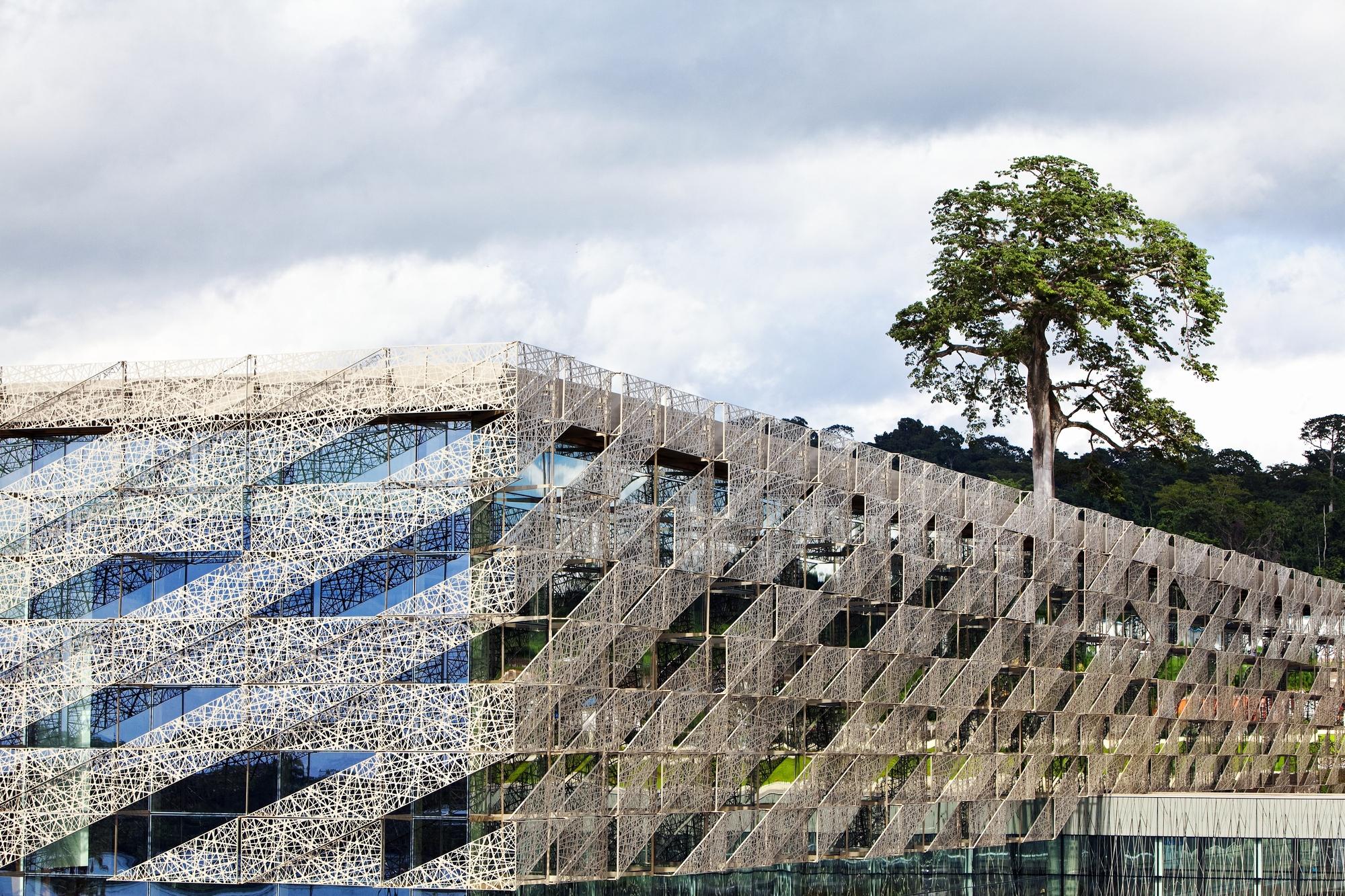 Congresso de Sipopo / Tabanlioglu Architects, © Emre Dörter