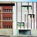Ampliação de IES Josef Sureda / SMS arquitectos; © José Hevia