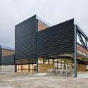 Escola de Arte e Design em Amposta / David Sebastian e Gerard Puig; © Adrià Goula