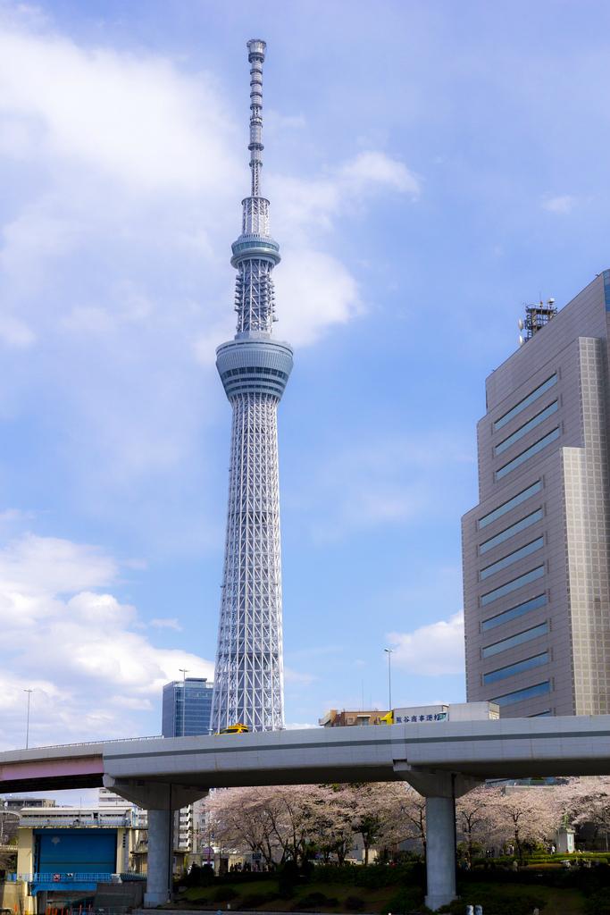 Vídeo: TOKYO SKYTREE® / Nikken Sekkei