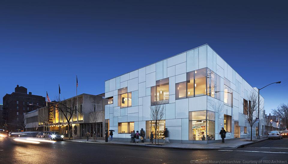 Biblioteca Infantil Discovery Center / 1100 Architect, ©  Michael Moran / ottoarchive