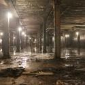 O estado atual do Delancey Underground. © Danny Fuchs via James Ramsey e Dan Barasch.