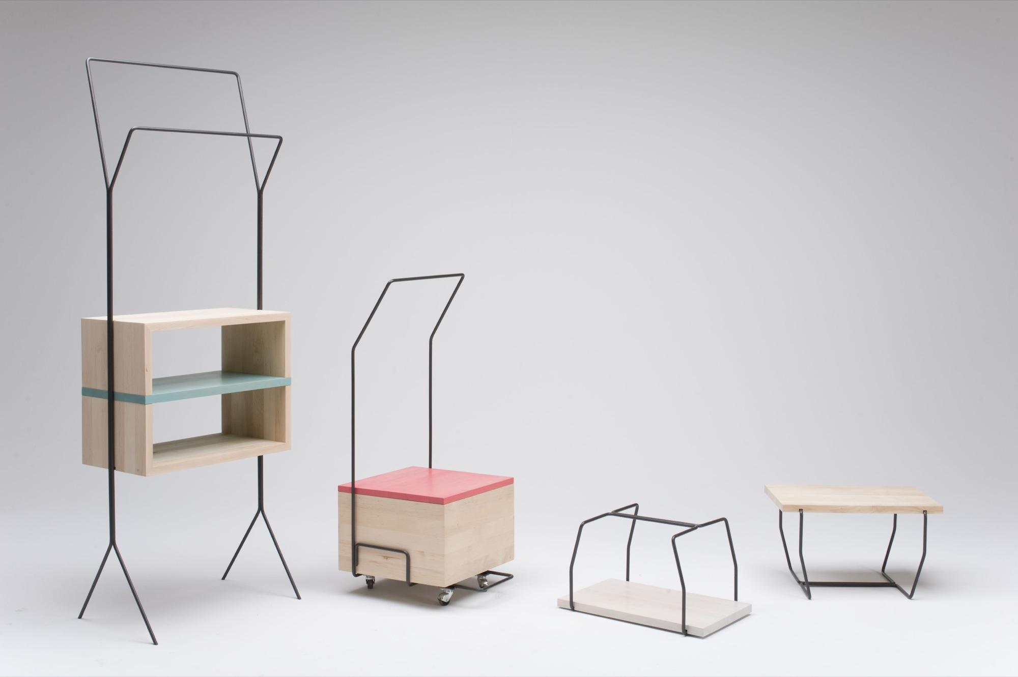 Coleção Maisonette / Simone Simonelli, © Cortesia de Simone Simonelli
