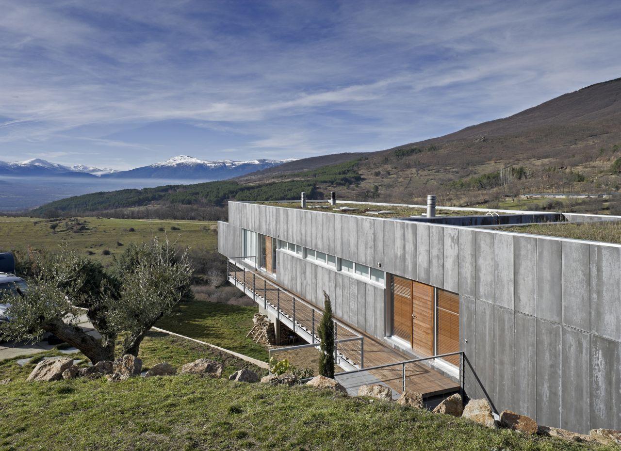 csv Habitação Unifamiliar / Burgos & Garrido arquitectos  , © Ángel Baltanás