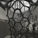 Interior - Lobby © Alejandro Aravena