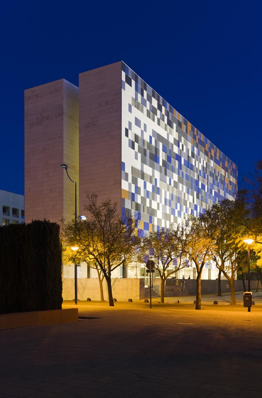 Centro de Incubadoras de Empresas / Trianera de Arquitectura, Cortesía Trianera de Arquitectura