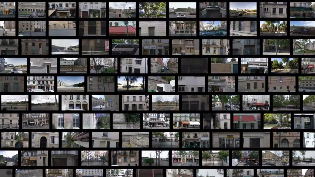 Vídeo: Novo software capaz de reconhecer cidades através de seus elementos arquitetônicos, imagens do video