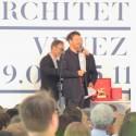 Cino Zucchi, Menção Especial para a exposição Internacional.