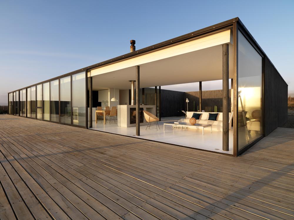 Casa W / 01Arq, © Mauricio Fuertes