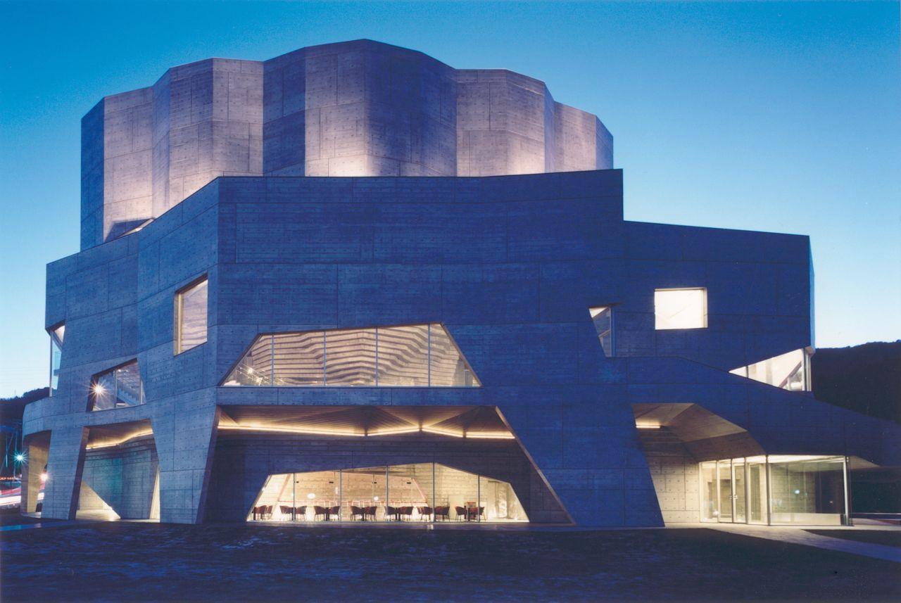 Centro Cívico e Biblioteca de Ofunato / Chiaki Arai Urban and Architecture Design, © Taisuke Ogawa