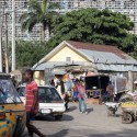 Sede da Polícia do Estado / quiosque, Lagos / Liam Ross - Cortesia do Conselho Britânico