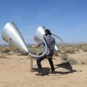 Esperando o sonic boom na Estação de Pesquisa do Deserto de CLUI / Allen Smout - Cortesia do Conselho Britânico