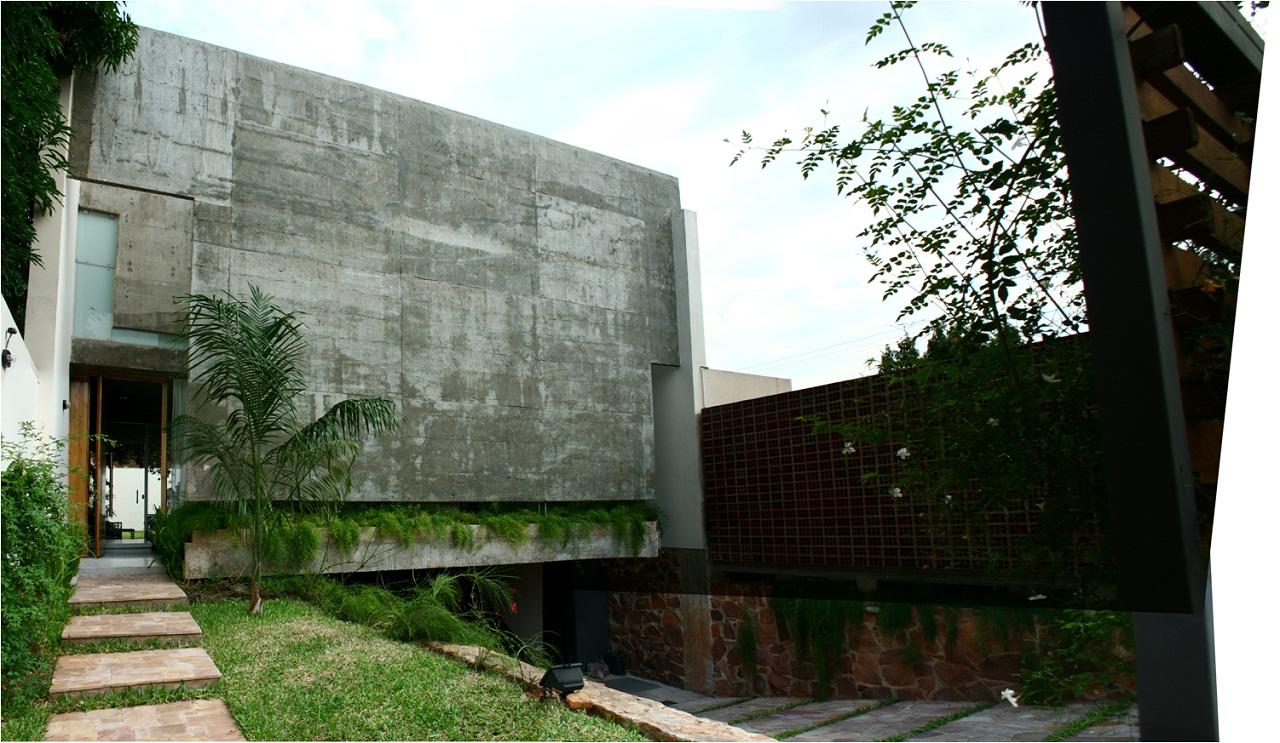 Casa Brisco / Andrés Careaga + Javier Corvalán, © Sergio Ybarra Fernández