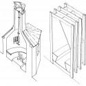 Croquis 1 - Cortesia de Dolomiti Architetture