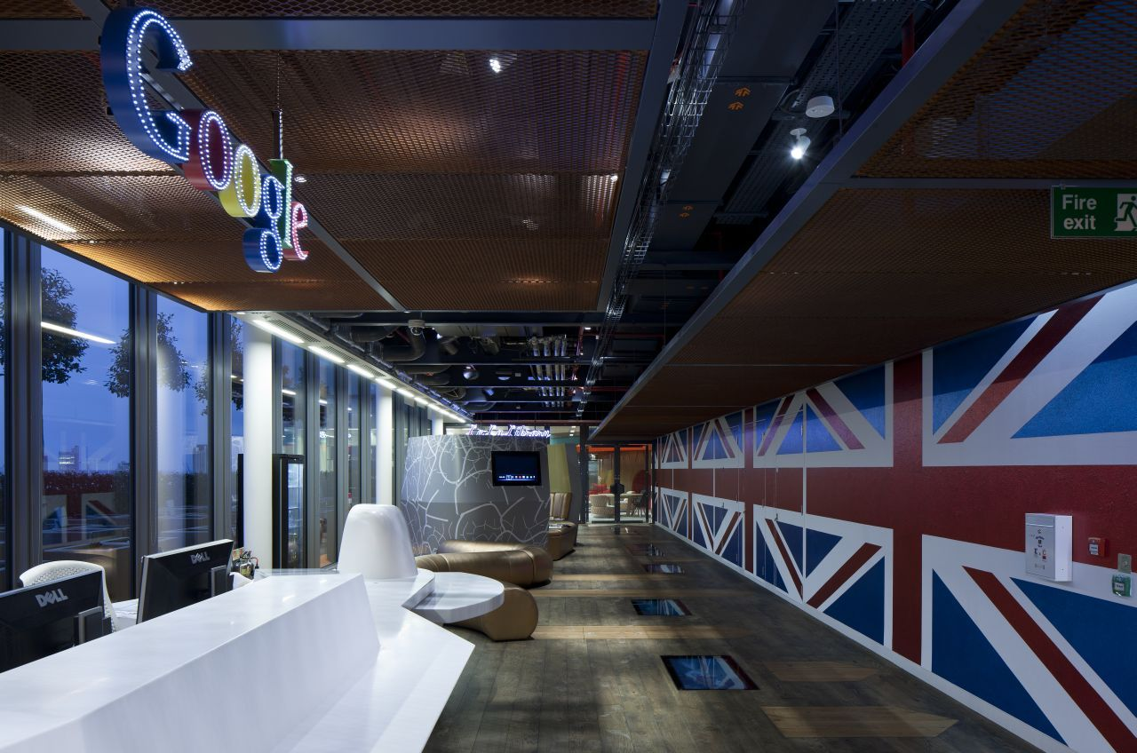 Nova Super Sede da Google / PENSON, Cortesia de PENSON