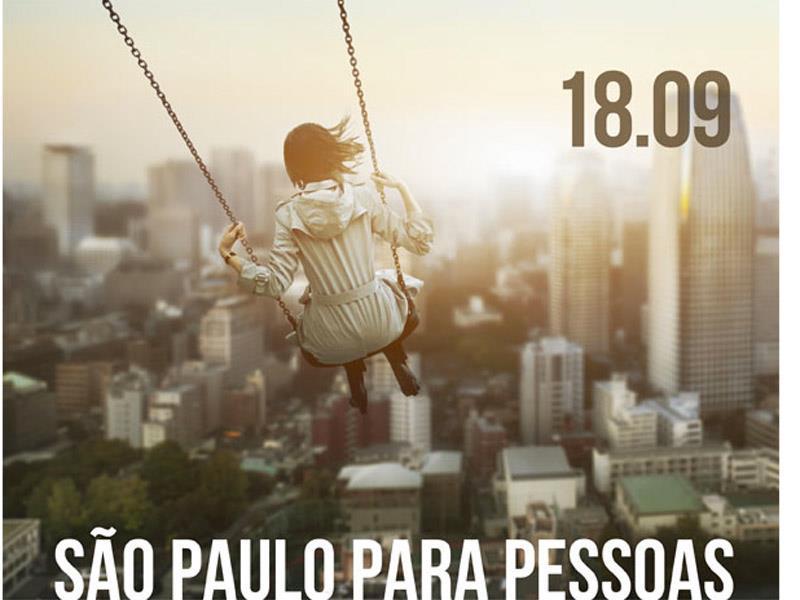 São Paulo Para Pessoas / São Paulo - SP, São Paulo Para Pessoas / São Paulo - SP