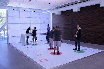 Google lança novo software para experiências interativas em espaços físicos, Imagem cortesia de Google