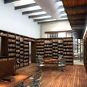 Biblioteca Alí Chumacero (José Vigil + Jorge Calvillo)