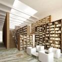 Biblioteca Monsiváis (JSa / Javier Sánchez + Aisha Ballesteros)