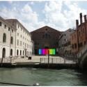 Fotomontagem do acesso ao Pavilhão
