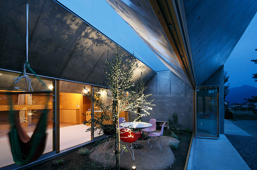 Vídeo: Outside In / Takeshi Hosaka, © Takeshi Hosaka Architects