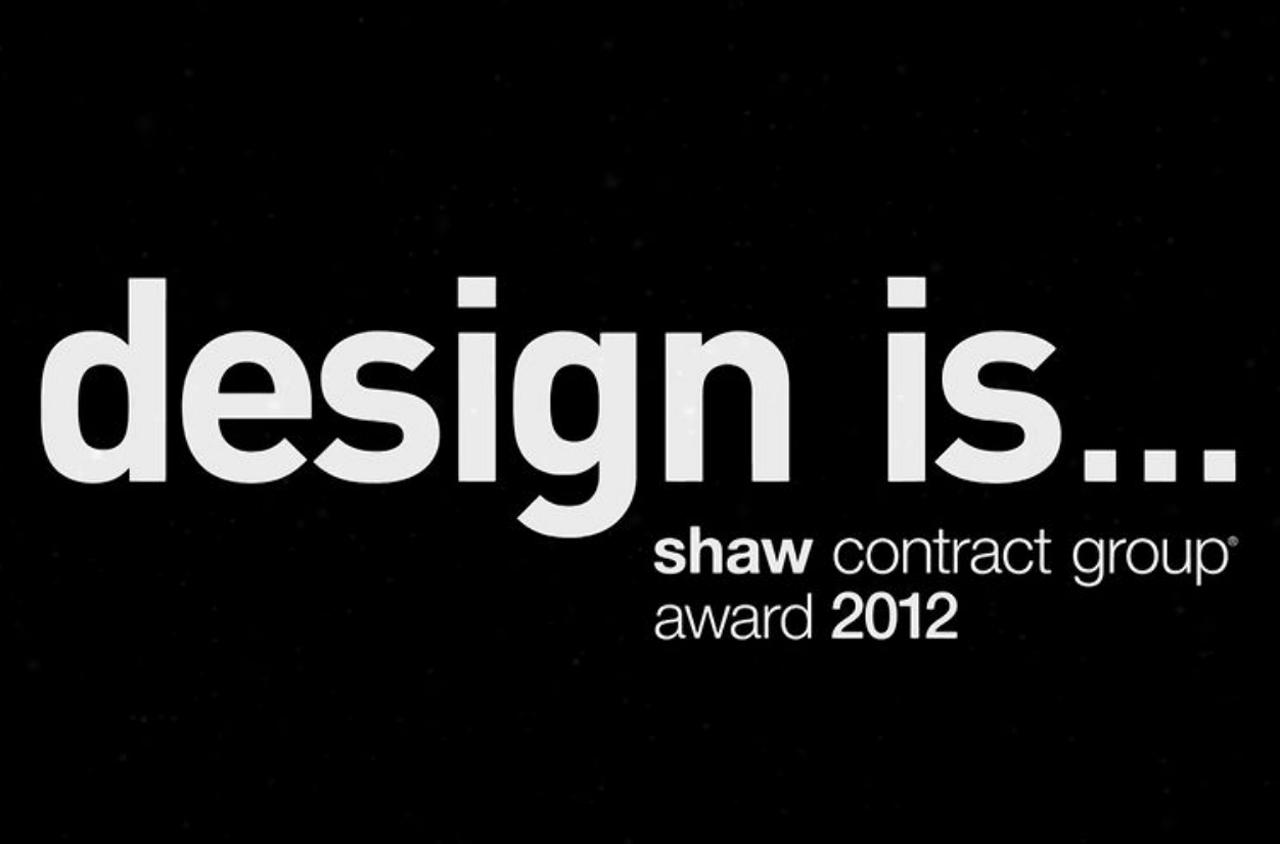 Vencedores do Prêmio Design Is..., Divulgação