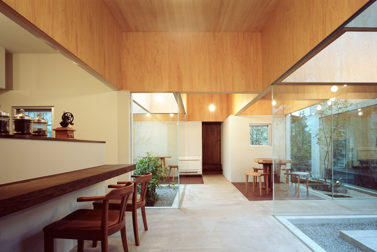 Table Hat / Hiroyuki Shinozaki Architects, © Kai Nakamura