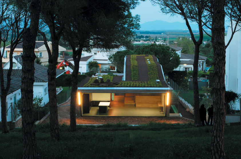 Villa Bio / Enric Ruiz Geli, © Lluís Ros / Optical Adiction
