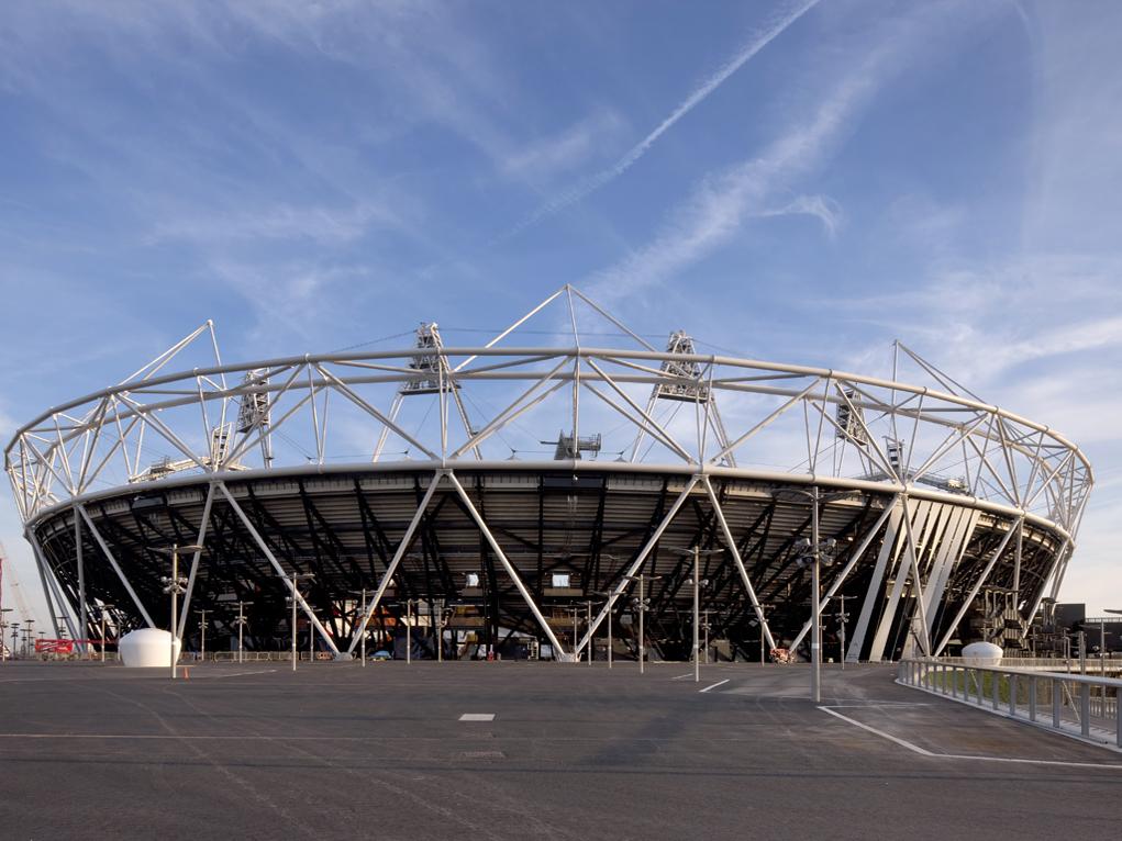 Vídeo: Estádio Olímpico Londres 2012 / Populous, Vídeo: Estádio Olímpico Londres 2012 / Populous