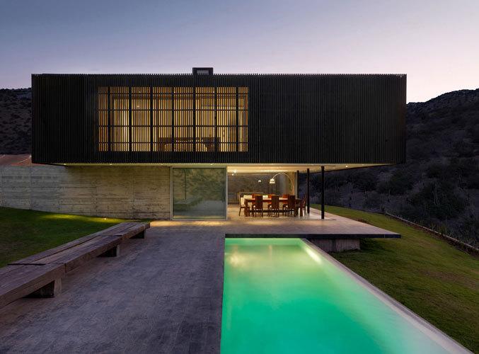 Casa O / 01 Arq, © Mauricio Fuertes