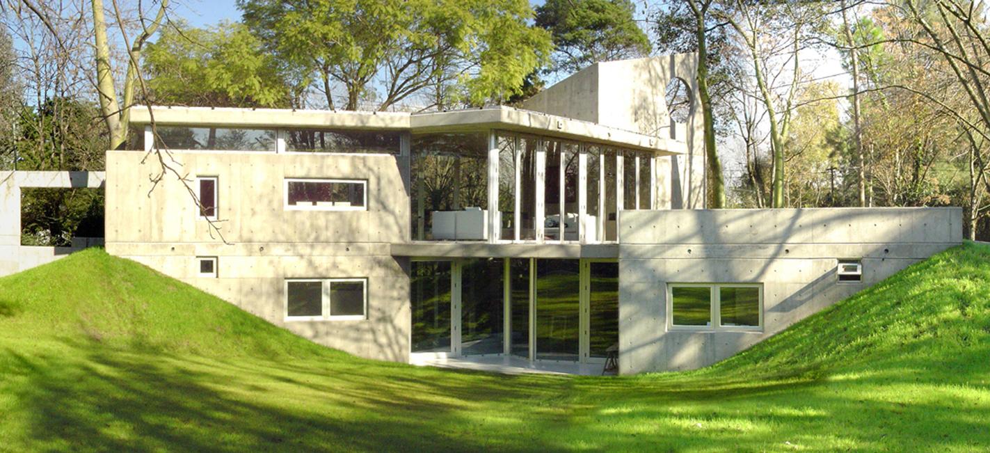 Casa C.U.B.A / MZM Arquitectos, © Cortesia de MZM Arquitectos