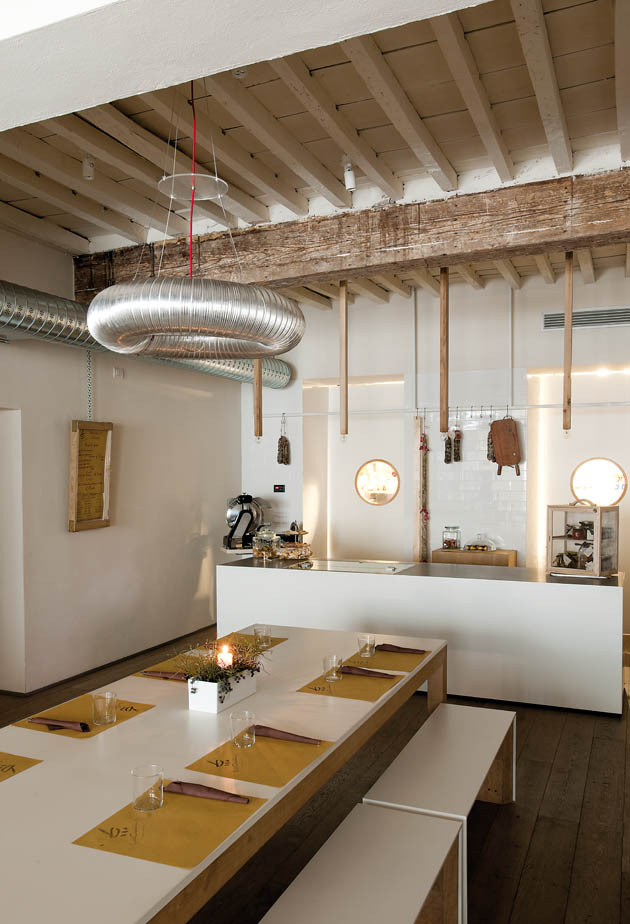 Restaurante LaCucina / Archiplan Studio, © Gianni Basso / Vega Mg