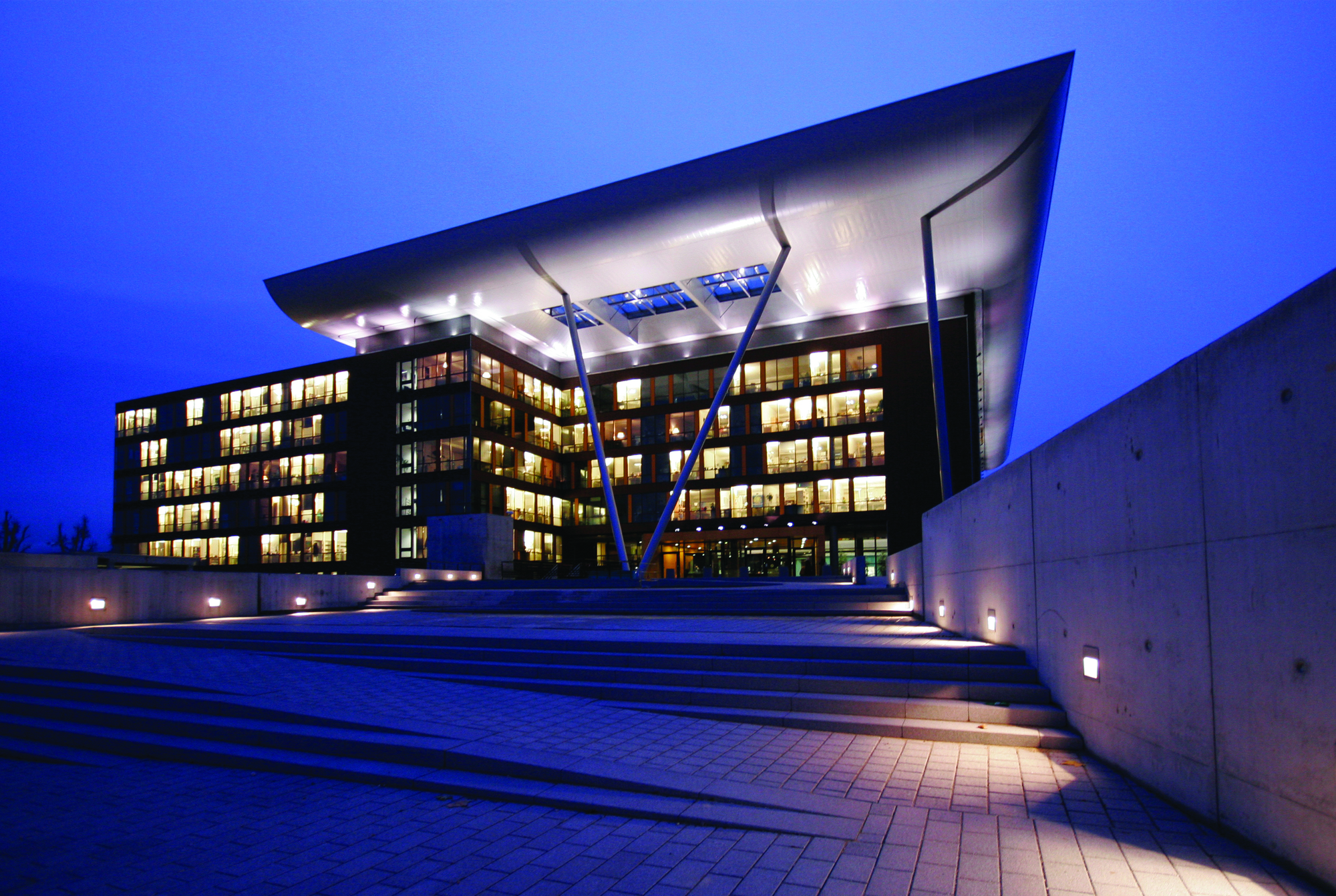 Conselho da Europa / Art&Build Architecs, Cortesia de Art&Build