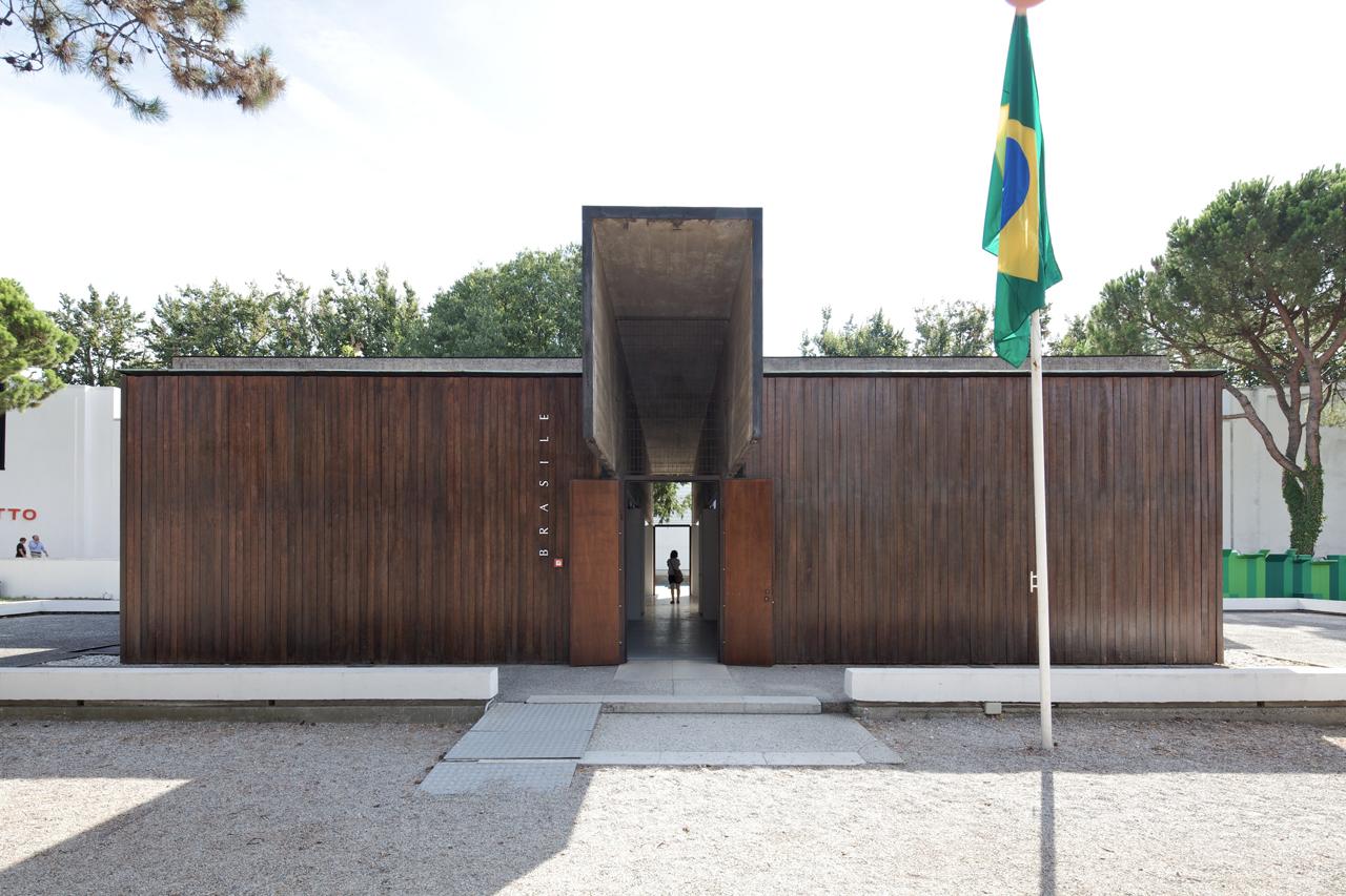 Bienal Veneza 2012: Imagens do Pavilhão do Brasil , © Nico Saieh