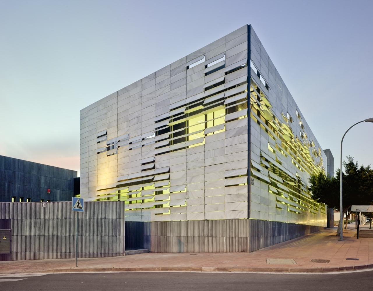 Centro de Saúde Mediterrâneo Norte / Ferrer Arquitectos, © David Frutos