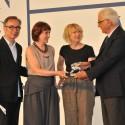 Premiação – Cortesia de grafton Architects