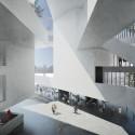 Edifício Ecole d'économie de Toulouse – TSE, UT1C, Toulouse França, Grafton Architects – Cortesia de Grafton Architects