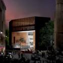 Edifício Ecole d'économie de Toulouse – TSE, UT1C, Toulouse Franca, Grafton Architects – Cortesia de Grafton Architects